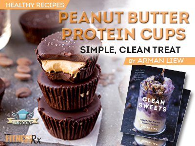 Peanut Butter Protein Cups