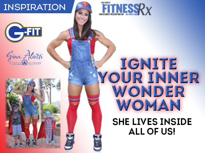 Ignite Your Inner Wonder Woman - She Lives Inside All of Us!