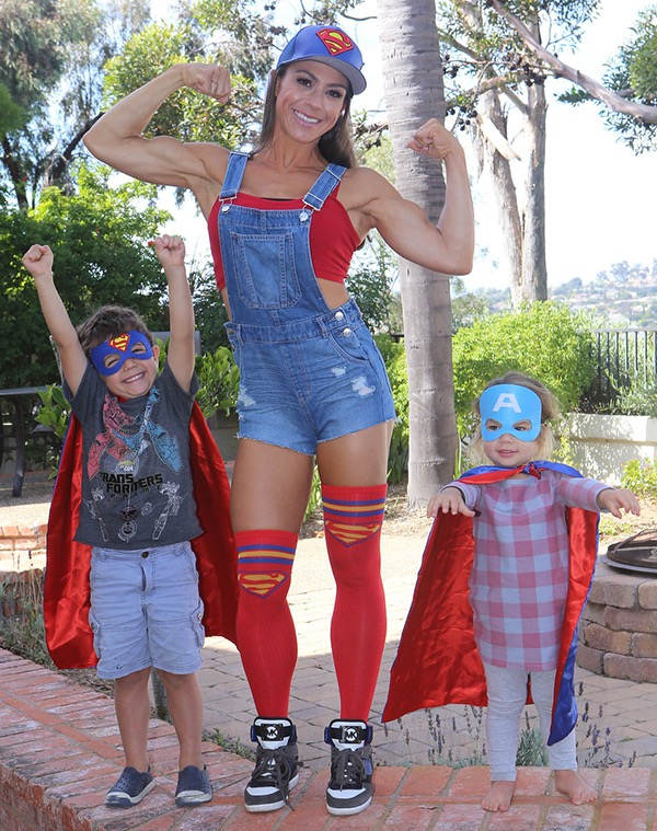 Ignite Your Inner Wonder Woman - She Lives Inside All of Us!