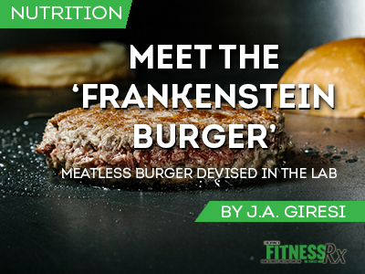 Meet the 'Frankenstein Burger' - Meatless Burger Devised in the Lab