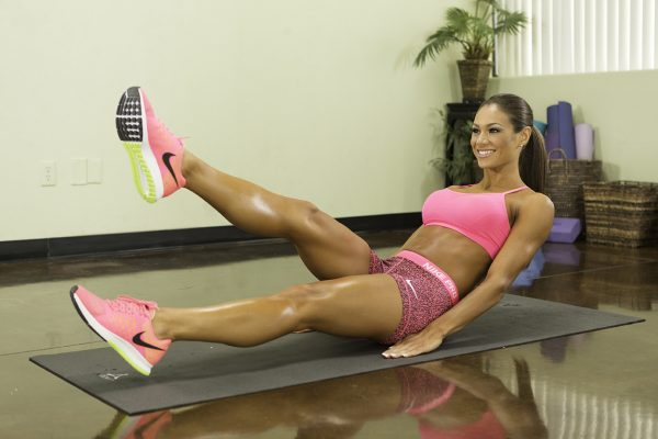 Blast Fat and Get a Tight Tummy - With IFBB Bikini Pro Janet Layug