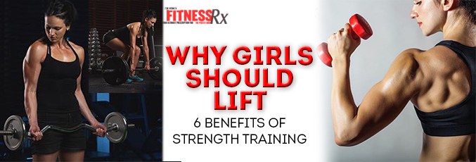 Why Girls Should Lift