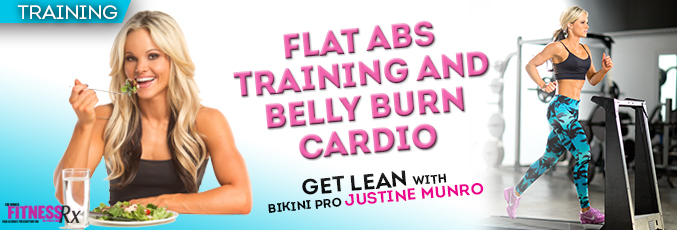 Flat Abs Training and Belly Burn Cardio