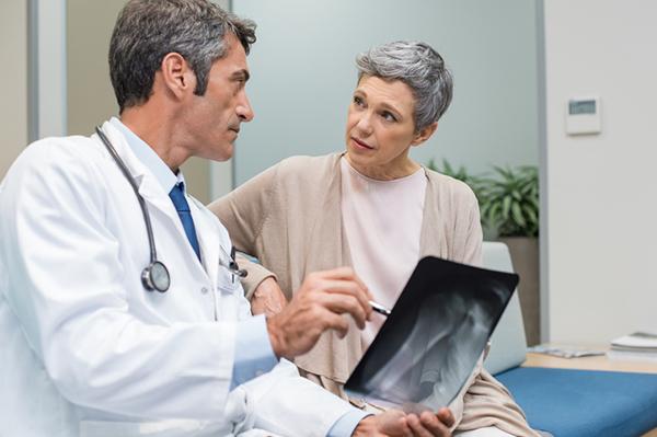 Postmenopausal Women and Bone Loss - High-Intensity Weight Training Helps