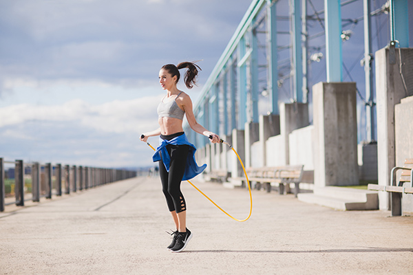 Soar to New Heights of Fitness - Burn Fat With a Quick Cardio Workout