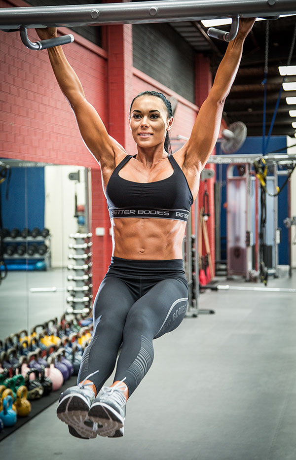 Fit to the Core With Shannah Baker - Part I: Fitness Will Change Your Life