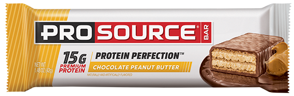 ProSource® Raises the Bar - Protein Bars With Delicious Taste