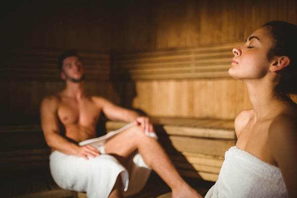 Health Benefits of Sauna - Reduces Blood Pressure, Scientists Confirm
