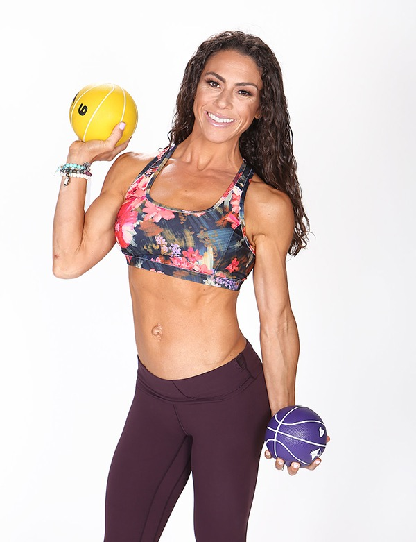 Gina's Medicine Ball Circuit - Challenge Your Body and Crush Your Goals