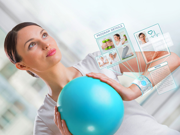 The Fitness Tech Evolution - Techy Training: Shape of Things to Come?