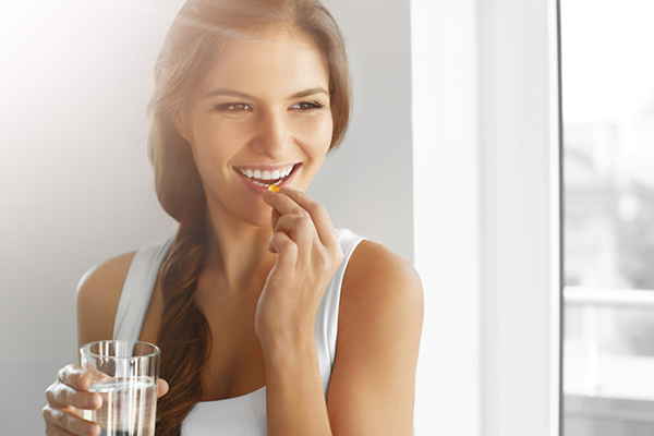 Skin Deep Beauty - Nutricosmetics: Healthy Skin From Inside