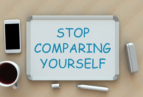 Stop Comparing Yourself to Others! - Use Your Unique Gifts to Make Big Changes