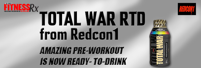Redcon1 TOTAL WAR RTD