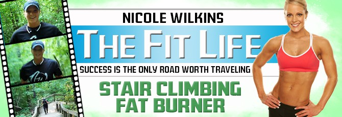 Stair Climbing Fat Burner