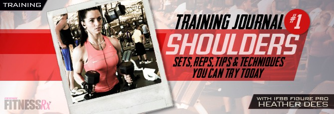 Training Journal #1: Shoulders