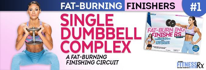 Single Dumbbell Complex