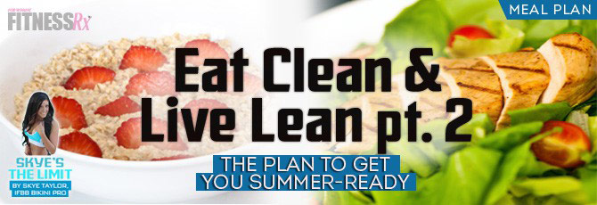 Eat Clean & Live Lean 2