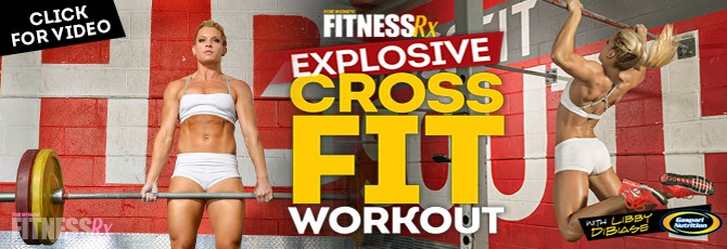 Explosive CrossFit Workout