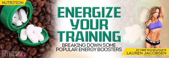 Energize Your Training