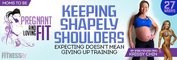Keeping Shapely Shoulders
