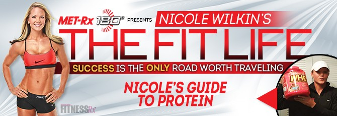 Nicole's Guide to Protein