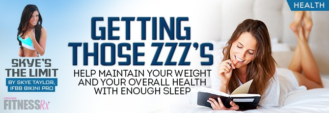 Sleep Supports Weight Loss