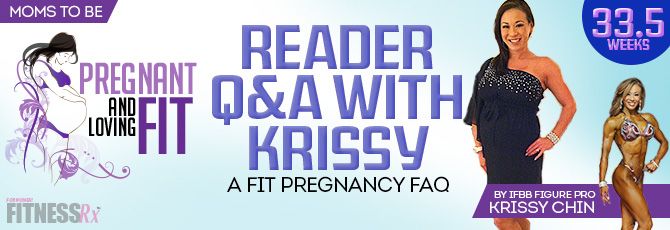 Q&A: Living Fit During Pregnancy