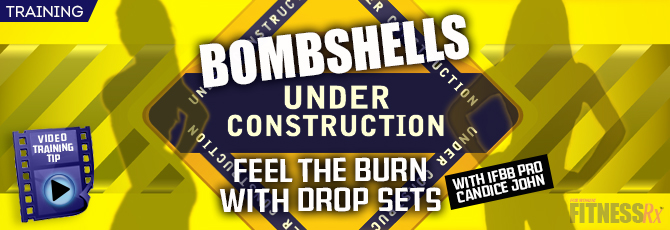 Feel the Burn with Drop Sets
