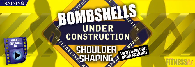 Shoulder Shaping