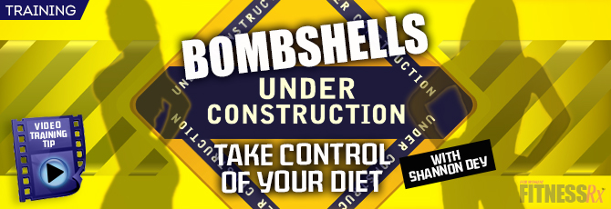 Take Control of Your Diet