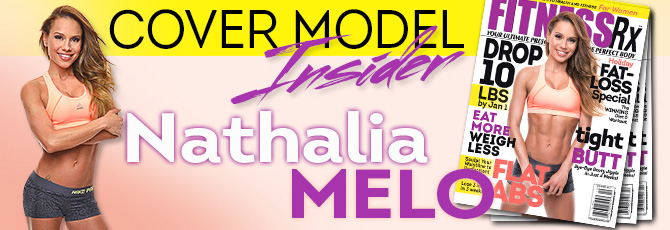 Cover Model Insider With Nathalia Melo