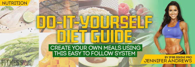 Do-It-Yourself Diet Guide