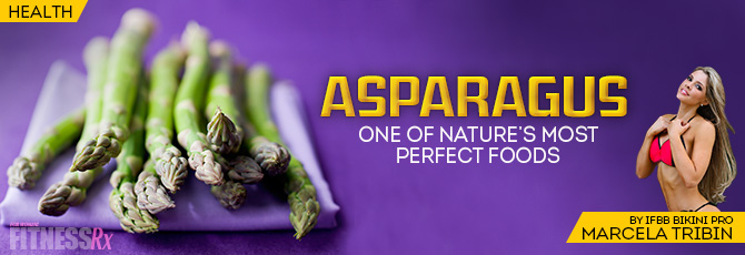 Asparagus – A Perfect Food