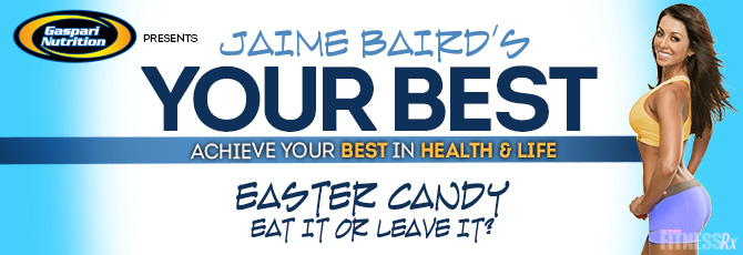 Easter Candy: Eat It or Leave It