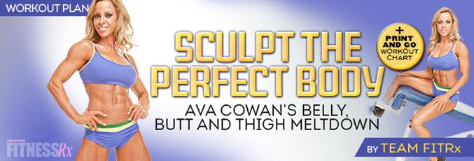 AVA SCULPT THE PERFECT BODY