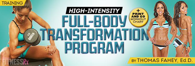 High-Intensity Full-Body Program