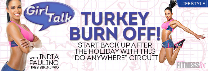 Turkey Burn Off!!