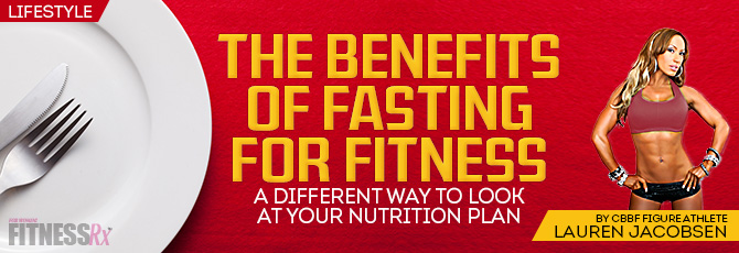 The Benefits of Fasting for Fitness