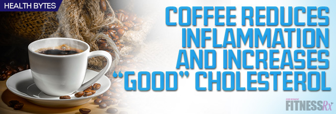 Coffee Reduces Inflammation
