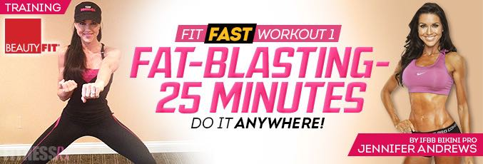 Fit Fast Workout 1