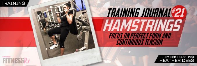 Training Journal: Hamstrings