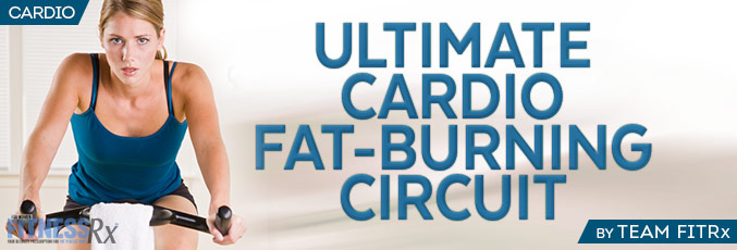 Ultimate Cardio Fat-Burning Circuit