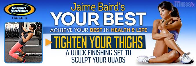 Tighten Your Thighs