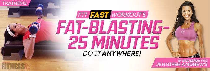 Fit Fast Workout 5