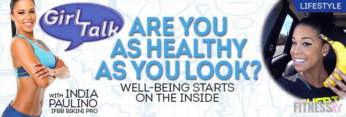 Are You As Healthy As You Look?