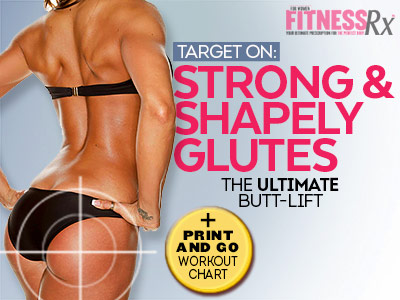 Strong & Shapely Glutes