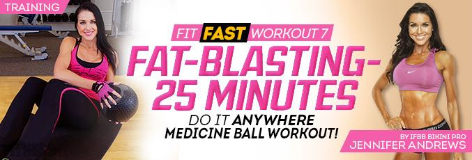 Fit Fast Workout 7