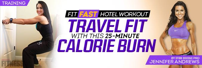 Fit Fast Hotel Workout