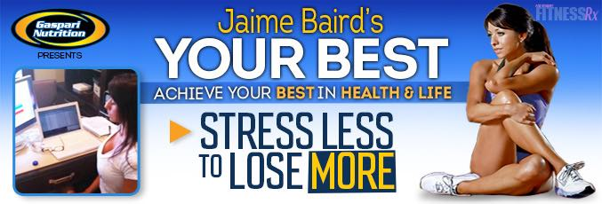 Stress Less to Lose More!