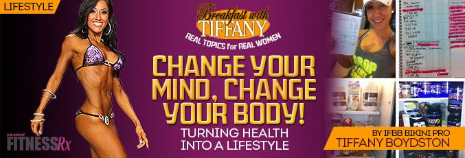 Change Your Mind, Change Your Body!